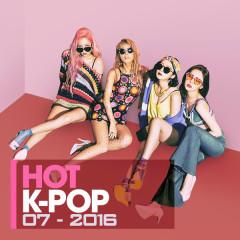 Nhạc Hàn Hot Tháng 7/2016