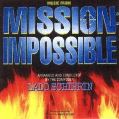 Mission Impossible (1966-73 Television Series) (P.1)
