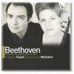 Beethoven Complete Sonatas For Piano & Violin CD4 - Isabelle Faust,Alexander Melnikov