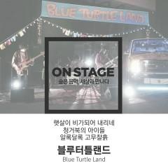 Blue Turtle Land On Stage 343th (Single)