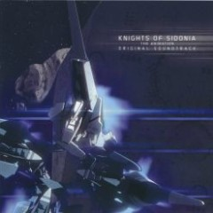 Sidonia no Kishi Original Soundtrack CD2 - Noriyuki Asakura