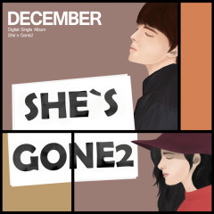 She's Gone 2 (Single)