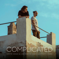 Complicated (Single) - Dimitri Vegas & Like Mike, David Guetta, Kiiara