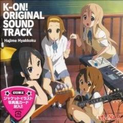 K-ON! OST (CD1)