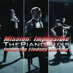 Mission Imposible (Single) - The Piano Guys,Lindsey Stirling