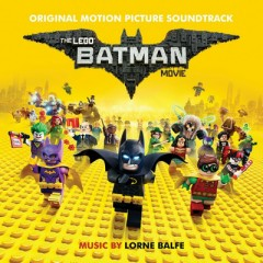The Lego Batman Movie OST