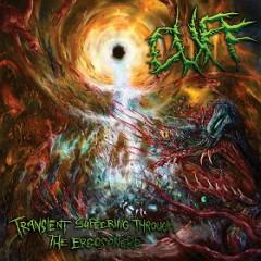 Transient Suffering Through The Ergosphere - Cuff