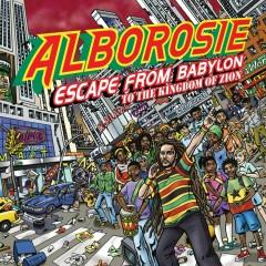 Escape From Babylon To The Kingdom Of Zion (CD2) - Alborosie