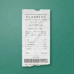 Output - Planners