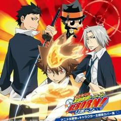 Katekyo Hitman REBORN! Opening & Endings Character Themes Compilation CD2