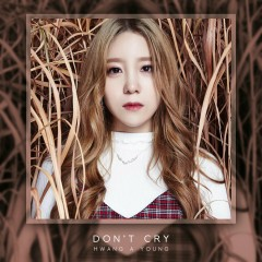 Don't Cry (Single) - Hwang A Young