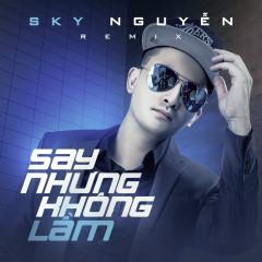 Say Nhưng Không Lầm (Remix Album)