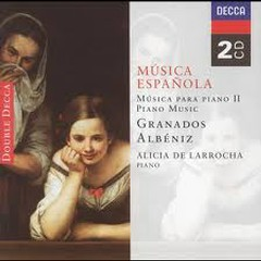 Spanish Music for Piano II CD2