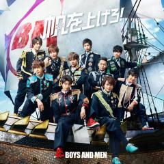 Ho wo Agero! - BOYS AND MEN