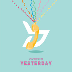 YESTERDAY (Single) - Block B