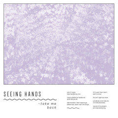 Take Me Back (Single) - Seeing Hands