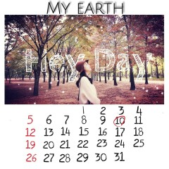 My Earth (Single) - HEYDAY