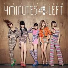 Album 4minute -