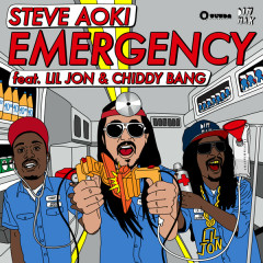 Emergency [Remixes] - EP - Steve Aoki,Lil Jon,Chiddy Bang