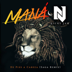 De Pies A Cabeza (Saga Remix) (Single)