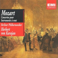Mozart - Concertos For Woodwind Instruments CD 1