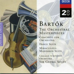 Bartok The Orchestral Masterpieces CD 1 No. 2