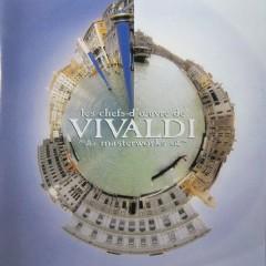 Vivaldi masterworks CD 10