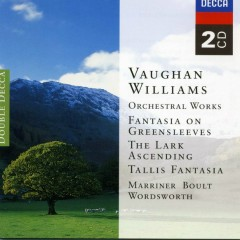 Vaughan Williams Orchestral Works CD 2