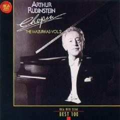 RCA Best 100 CD 38 - Chopin The Mazurkas Vol.2 CD 2