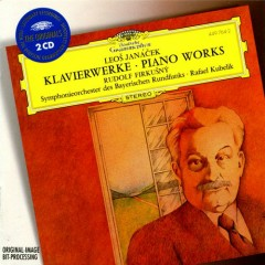 Janacek Piano Works CD 1