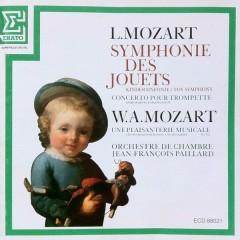 Symphonie Des Jouets (Toy Symphony) - Jean François Paillard,Orchestre de Chambre