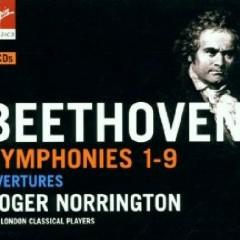 Beethoven - Symphonies 1 - 9 CD 1
