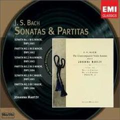 Bach - Sonate E Partite Per Violino Solo (CD 1)