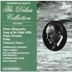 The Delius Collection (No. 1)