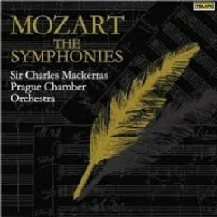 Mozart The Symphonies CD 8 - Charles Mackerras,Prague Chamber Orchestra