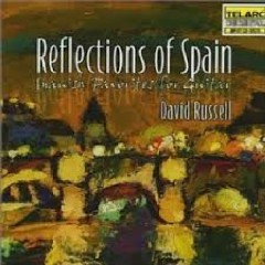 Reflections Of Spain - Spanish Favorites For Guitar