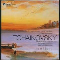 Tchaikovsky - Complete Symphonies, Piano Concertos, Famous Waltzes CD 8