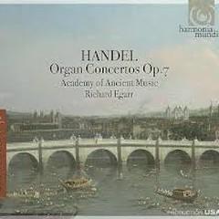 Handel - Organ Concertos Op. 7 Disc 2