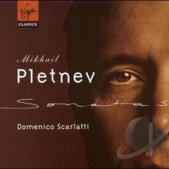 Domenico Scarlatti - Sonatas CD 1