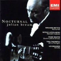 Nocturnal (No. 2) - Julian Bream