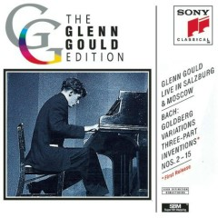Glenn Gould Live In Salzburg & Moscow (No. 4) - Glenn Gould
