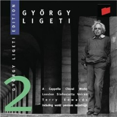 Gyorgy Ligeti Edition, Vol. 2 - A Cappella Choral Works (No. 2)