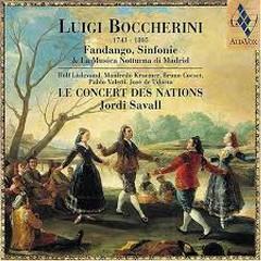 Boccherini - Fandango Sinfonie Musica Notturna Di Madrid