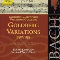 Bach - Goldberg Variations BWV 988 CD 1