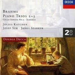 Brahms - Complete Piano Trios CD 2