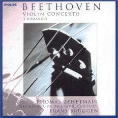 Beethoven - Violin Concerto - 2 Romances