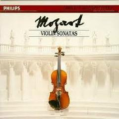 Mozart - Violin Sonatas CD 5 (No. 1) - Arthur Grumiaux,Various Artists