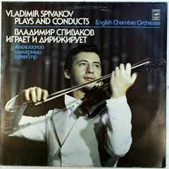 Vladimir Spivakov Plays And Conducts