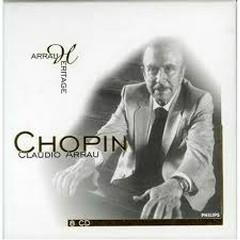 Arrau Heritage - Chopin CD 8 - Claudio Arrau,London Philharmonic Orchestra
