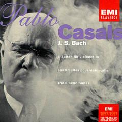 J.S. Bach - Six Suites For Solo Cello CD 1 (No. 1)
